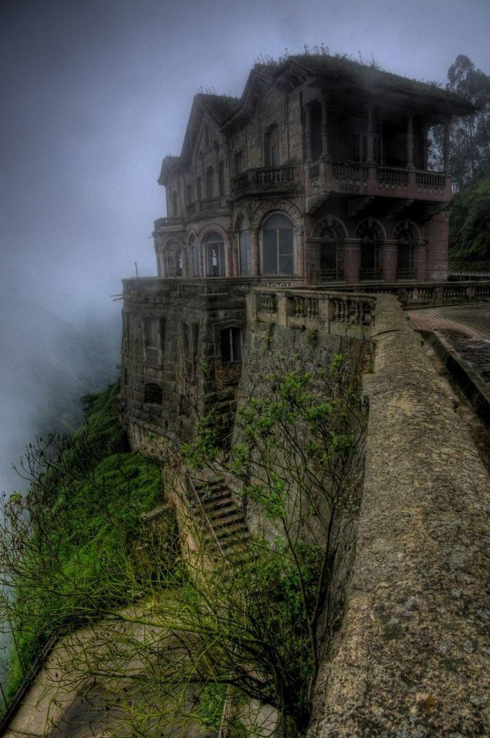 Impresionantes lugares misteriosos y que han sido abandonados que debes conocer, mira esta galería.