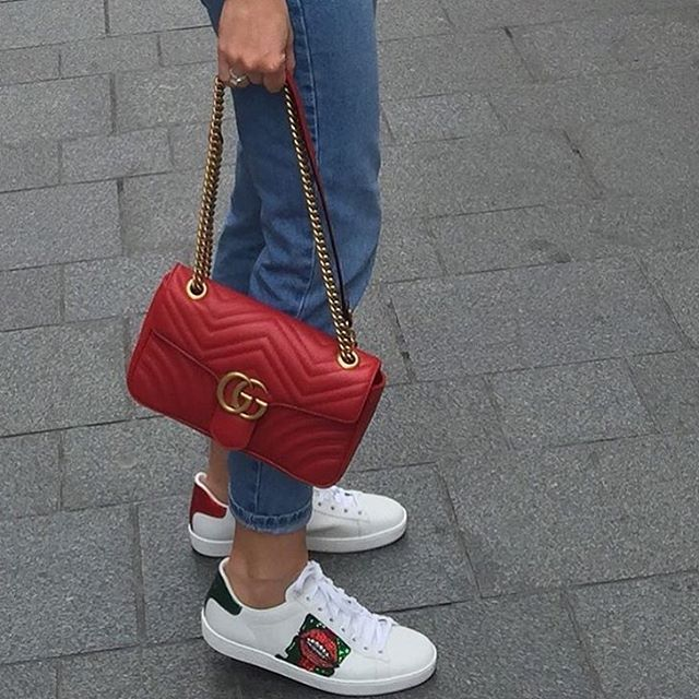 7a8950aff7e 👄❣  my  anastasiya  Gucci  GucciLovers  fashionista  GucciSneakers ...