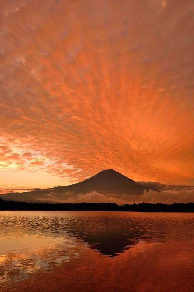 Mt. Fuji, Japan #marzamemi #sicilia #sicily