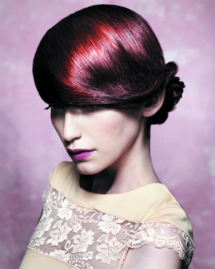Hair by Katie Mulcahy, Lisa Shepherd Salon #WeddingHair