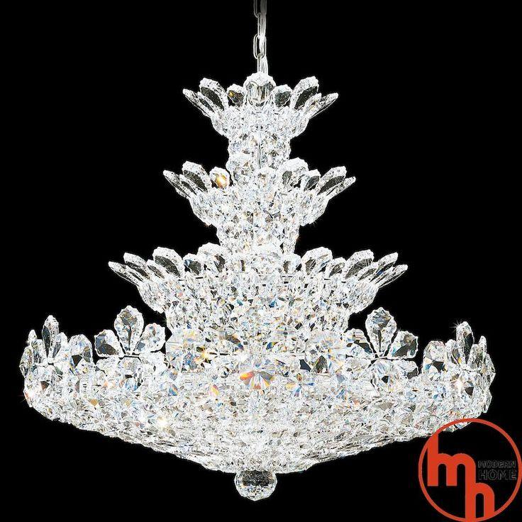 The 10 best schonbek images on pinterest chandelier chandelier schonbek trilliane 1 silver chandeliercrystal chandelierschandelier salelight aloadofball Images