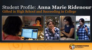 """""""4 Ways Online High School Prepares Teens to Succeed in College"""" from Connections Academy online school. Pin to Prepare—Create a Pinboard of """"Cool Tools for Online School"""" for a Chance to Win!  #onlinelearning #collegeprep #highschool #video"""