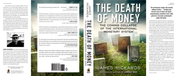 Death of Money by James Rickards