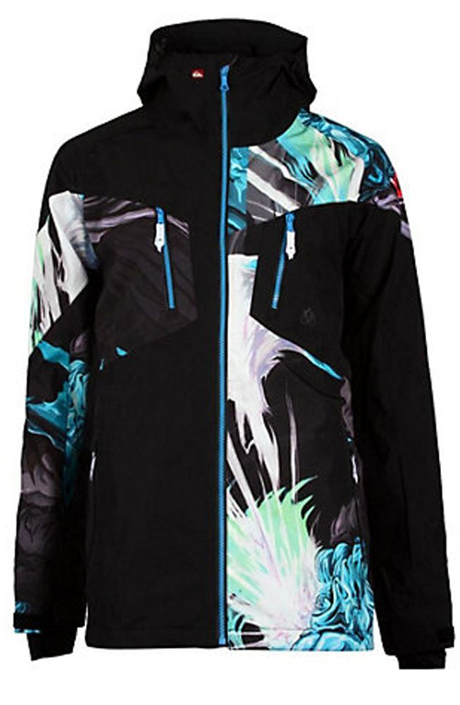 Quiksilver Travis Rice Gore Tex Men's Snowboard Jacket New | eBay