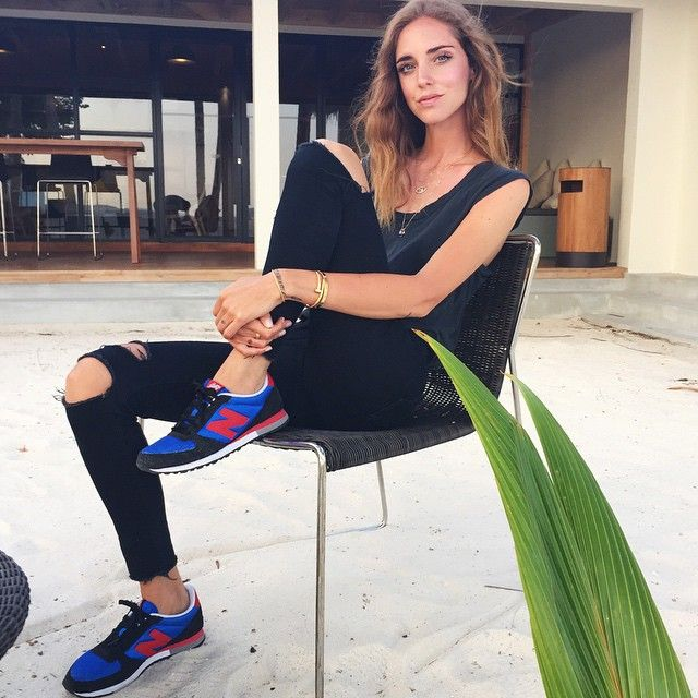 new balance femme instagram