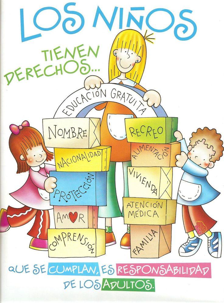 Menta Más Chocolate - RECURSOS PARA EDUCACIÓN INFANTIL: Carteles DIA MUNDIAL de los NIÑOS