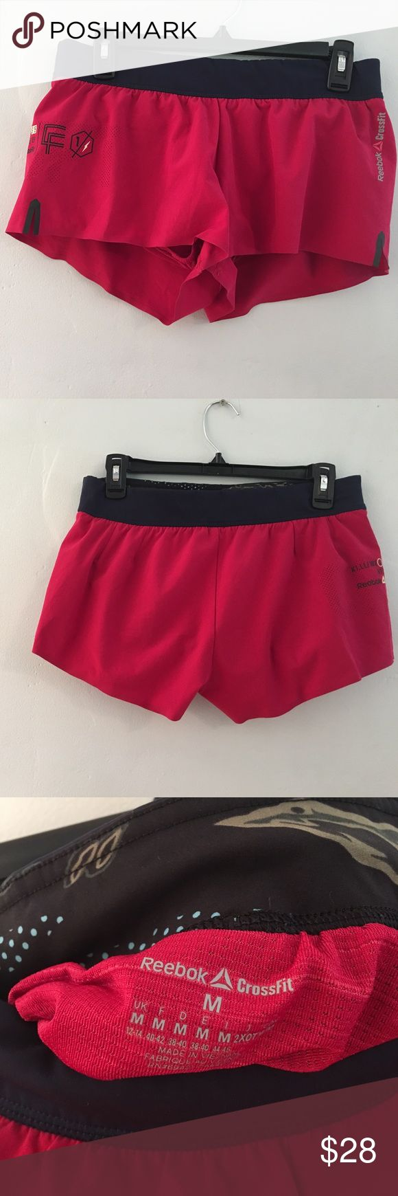 Reebok Crossfit Shorts Reebok Crossfit shorts, never worn but no tags! Reebok Shorts