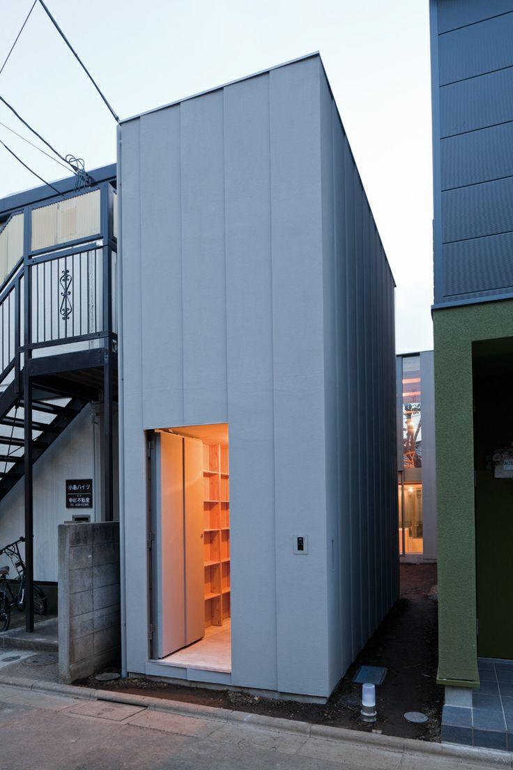 Near House, Mount Fuji Architects
