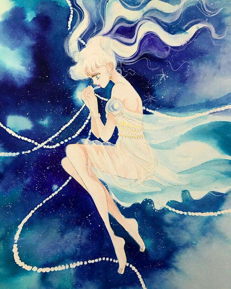 Princesa De La Luna Serena Sailor Moon Dibujos Imagenes De