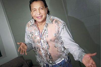 Muere Diomedes Díaz, el Fernando Villalona del vallenato de un infarto - Cachicha.com