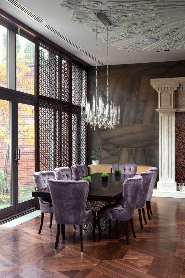 177 best Interiors Dining images on Pinterest Dining rooms