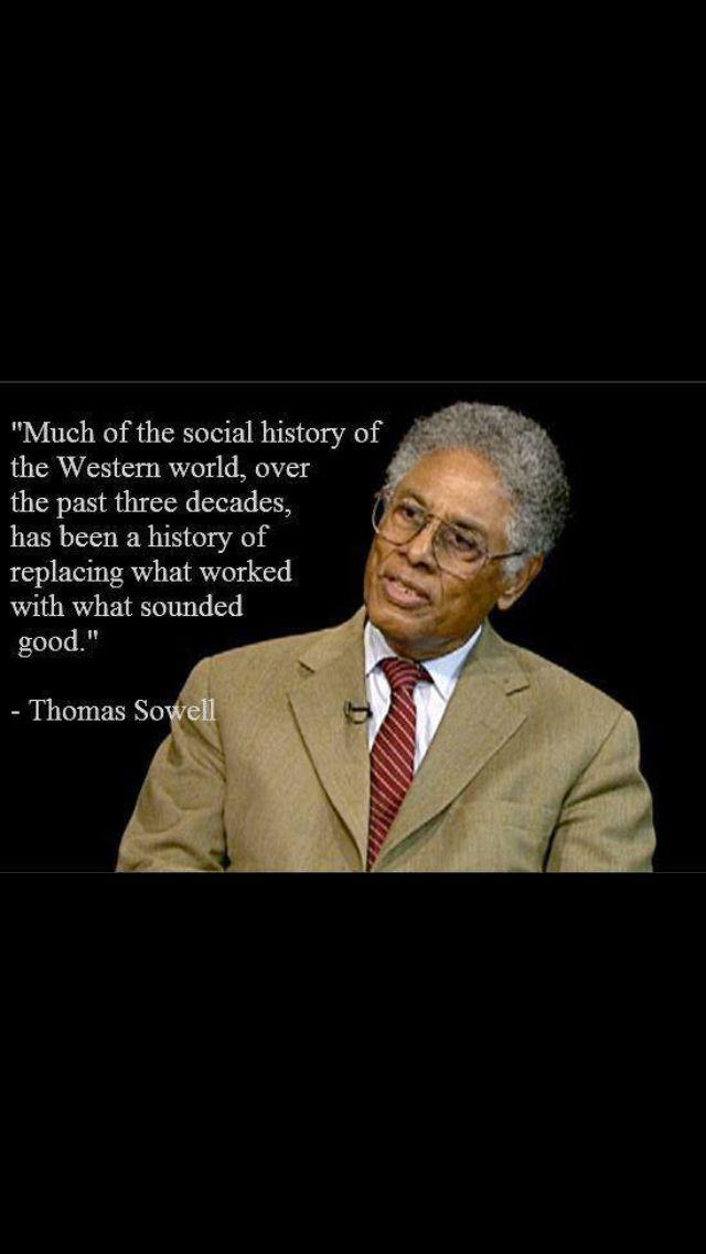 Thomas sowell essays