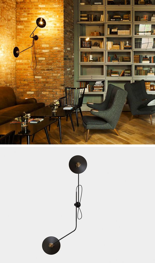 Workstead | Bent Wall Lamp