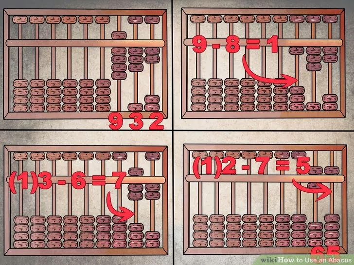 Image titled Use an Abacus Step 9
