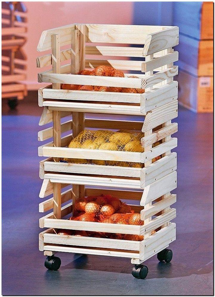 fruit crates recycled fruit storage plan