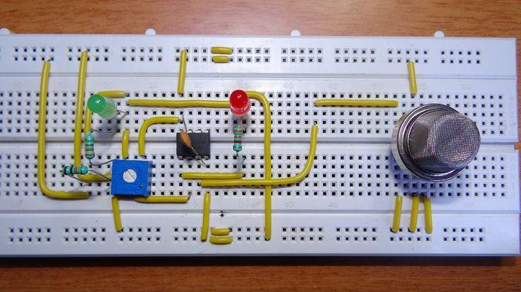 Light Siren Circuit