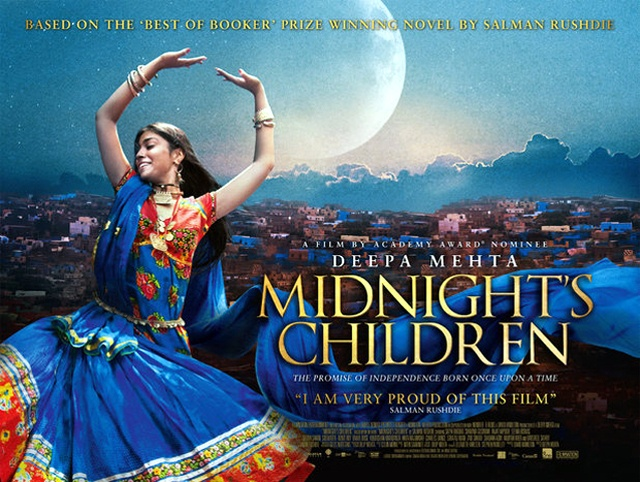Midnight`s Children (2013) Movie Review :   MoviePsycho Rating : 3/5  Born in the hour of Indias freedom. Handcuffed to history `Midnights Children` is an epic film from Oscar-nominated director Deepa Mehta, based on the Booker Prize winning novel by Salman Rushdie. At the stroke of midnight on August 15, 1947 as India proclaims independence from Great Britain, two newborn babies are switched by a nurse in a Bombay hospital. Saleem Sinai, the illegitimate son of a poor Hindu woman and...