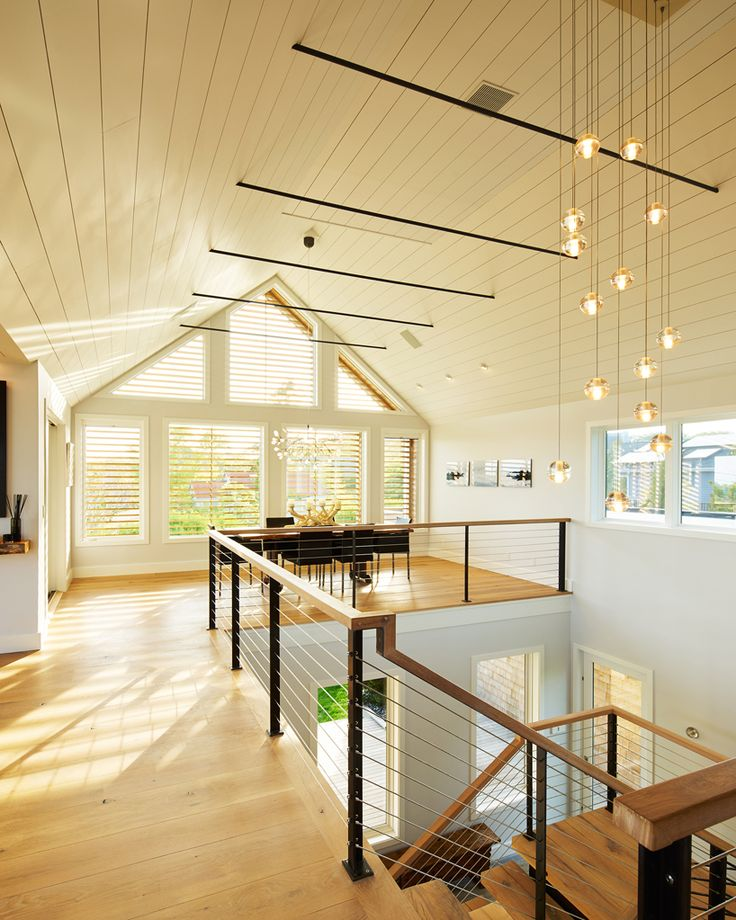 berg design architecture clads monroe drive house in montauk with wooden…