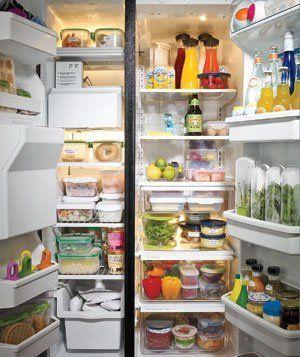 La nevera bien organizada   Decorar tu casa es facilisimo.com