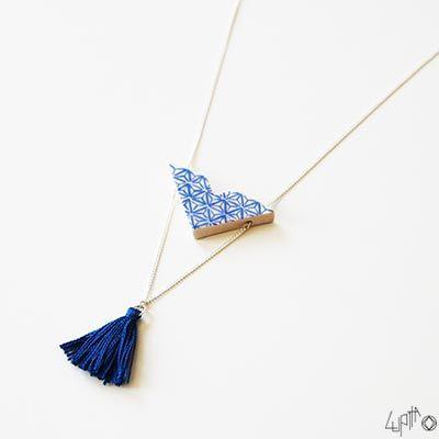 Collier en céramique Aoko de la collection Moyou by Lupita