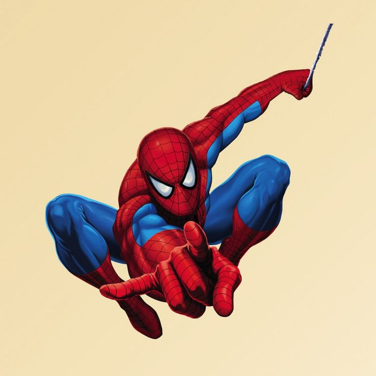 Marvel Amazing Spiderman Wall Decal - Wall Decals at Hayneedle