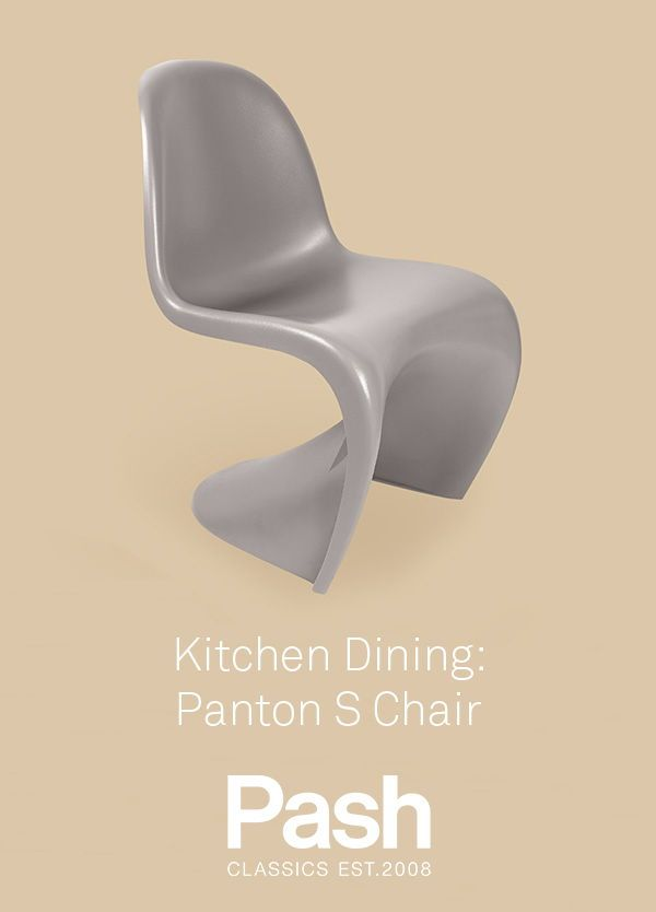 S Chair Replica Wedding Covers And Sashes For Hire Easy To Clean Stackable Totally Original The Panton Is One Of Our Favourite Kitchen Chairs Shop Less Than You Think At Pash Classics