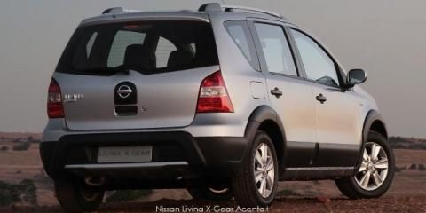 New Car Deals | Get a brand new Nissan Livina X-Gear 1.6 Acenta+ in South Africa at a discount