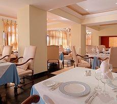 Occidental Grand Aruba - L'Olio Italian Restaurant is perfect for that exceptional elegant dinner.  #aioutlet #Aruba
