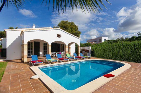 Villa Tord, Calan Blanes, Menorca, Spain. Find more at www.villaplus.com