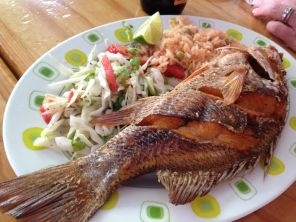 Whole Fish Mexican Dish from my culinary tour of Cozumel!: Culinary Tour, Seafood Recipes, Fried Fish Cozumel, Food Inspiration, Fish Mexican, Delicious Food