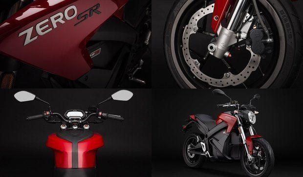 Zero Motorcycles : Motos eléctricas a 300 kilómetros