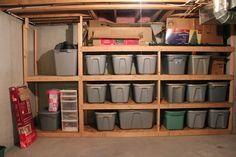Basement clothes storage                                                                                                                                                      More