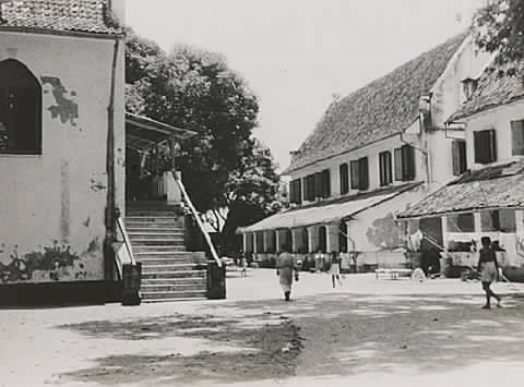 Old fort rotterdam