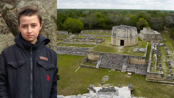 Joven de 15 años descubre ciudad Maya tras encontrar correlación con las estrellas