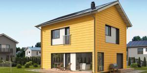 Kumpula-malli soveltuu kaupunkimaiseen asumiseen niin uusille alueille kuin vanhojen alueiden täydennysrakentamiseen. Kumpulan valoisa sisääntuloaula toivottaa sinut tervetulleeksi! Avara tilankäyttö ja yläkerrassa sijaitsevat makuuhuoneet jakavat tilat rauhoittumiseen ja oleskeluun.