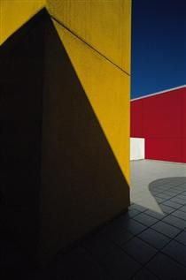 Urban Landscape, Houston, Franco Fontana
