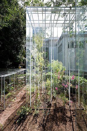 Junya Ishigami, Venice Biennale 2008, Japanese pavilion