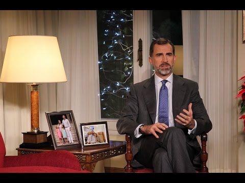 Mensaje navideño de Felipe VI contra la corrupción - #FelipeVI, #MensajeNavideño, #Navidad http://navidad.es/15432/mensaje-navideno-de-felipe-vi-contra-la-corrupcion/