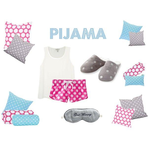 """PIJAMA II"" by krisly-222 on Polyvore"