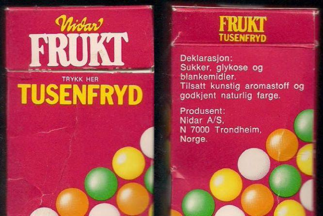 21 godteri som tar oss rett tilbake til barndommen | SOL