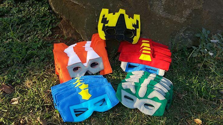 Transformers masks