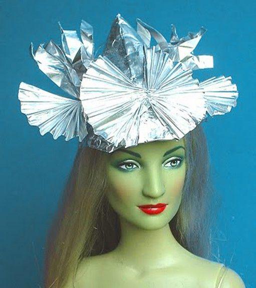 tin foil hat - Google Search