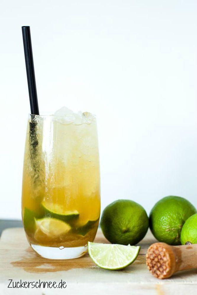 Exotisch frisch: Ein alkoholfreier Caipi macht deine Party zu einem netten Beisammensein ganz ohne Alkohol