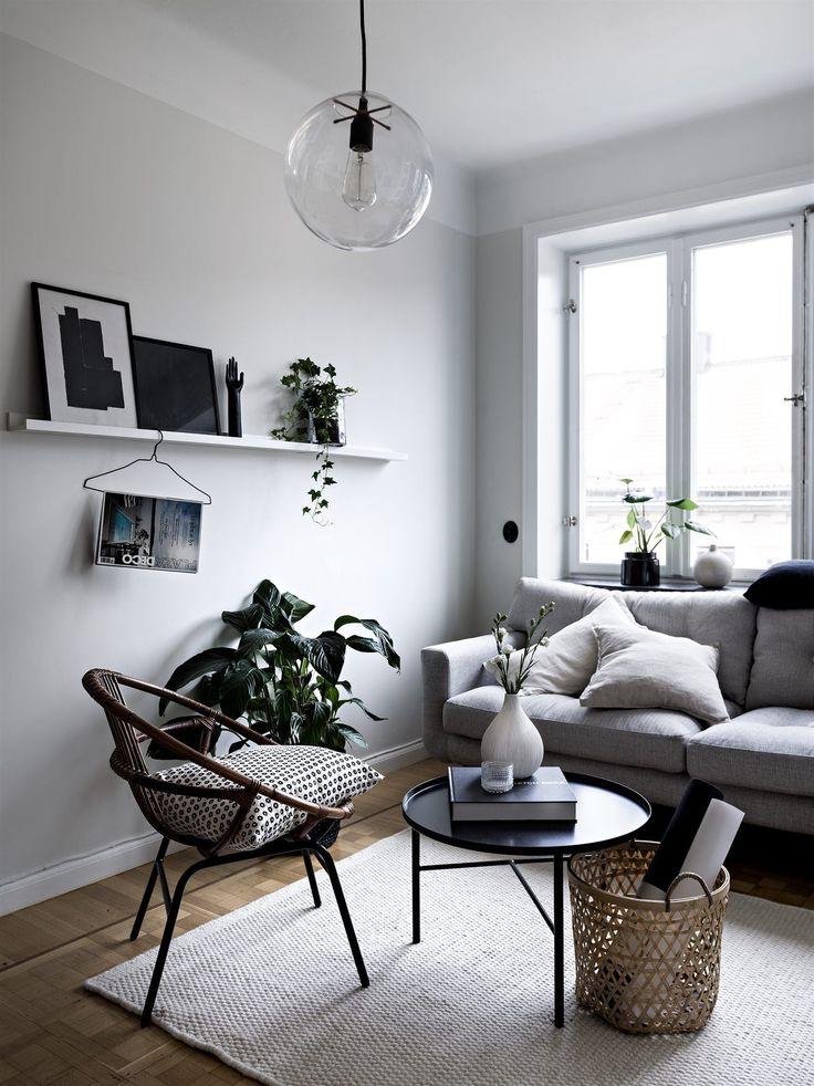 Scandinavian Interior Design Small Spaces 2021 in 2020 ...
