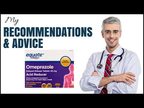 Omeprazole side effects of long term use and recommended dosage - YouTube