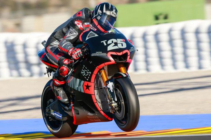 Maverick Viñales Calendario MotoGP 2017