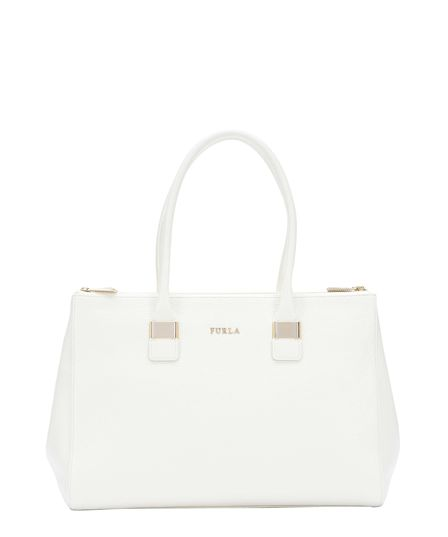 43 best white bags images on Pinterest | White bags, White leather ...