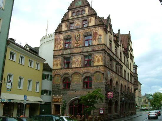 spending one night here! --> Hotel Restaurant Graf Zeppelin