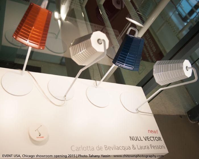 Red, Blue, Alu or White : these are the #NullVector table lamps. #design Carlotta de Bevilacqua & Laura Pessoni