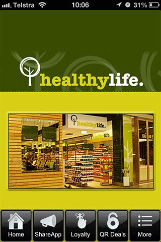 Healthy Life Brookside located in Mitchelton, Queensland is a leading health food supplier. We provide a comprehensive range of quality health food products and advice including beauty, sports, supplements, whole foods and teas.Download our free App to read all about us, apply for club membership for special offers, track and attend our latest events of interest, make enquiries, read and leave reviews.- Quickly contact us or get directions to us - Use our stamp based loyalty system ...